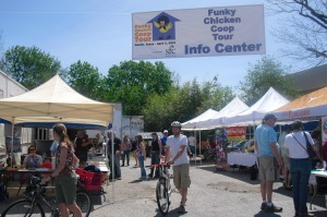 Austin's Funky Chicken Coop Tour